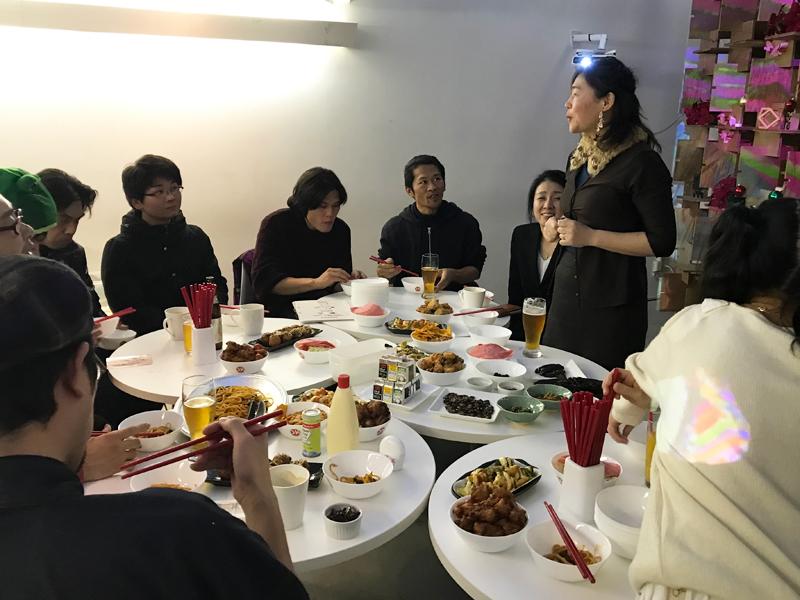 北陸変人会議昆虫食パーティー