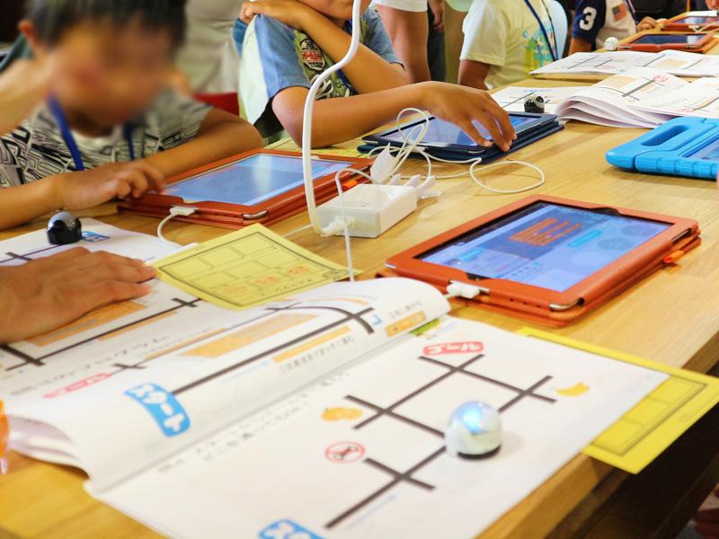 ozobot金沢市キッズプログラミング教室