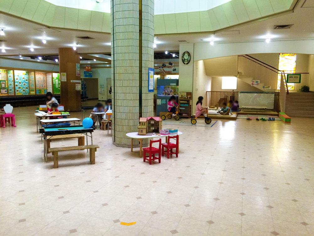 城北児童館ホール