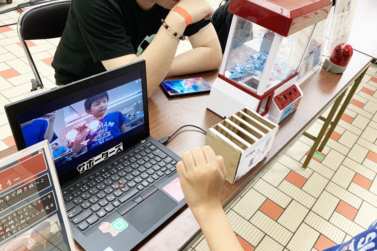 NT金沢2019クレーンゲーム