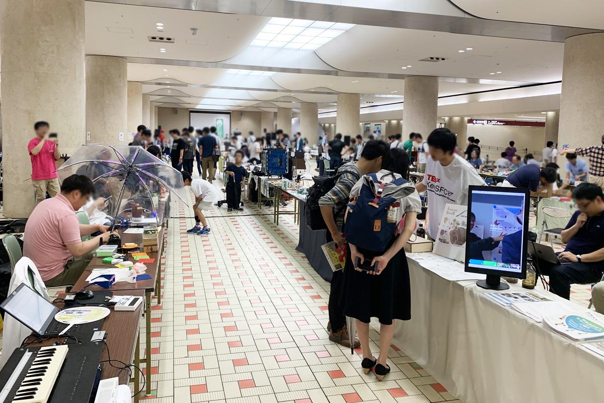 NT金沢2019会場の様子