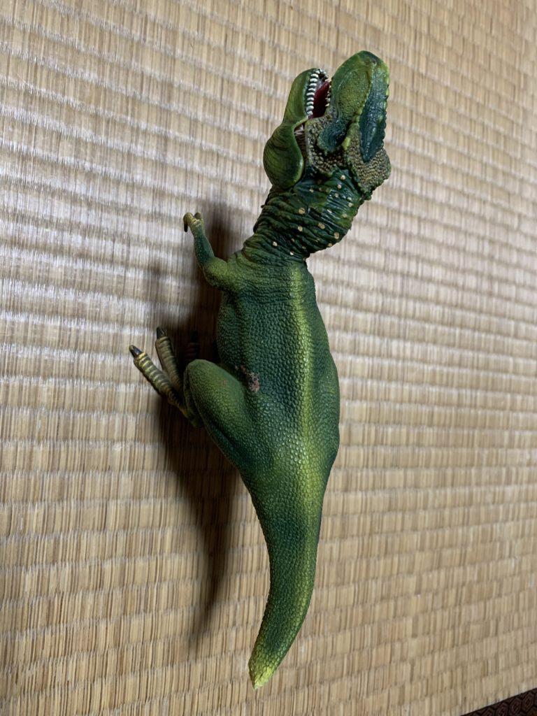 噛み癖・恐竜